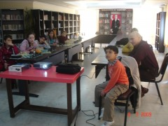 Marmara Koleji Kütüphanesi